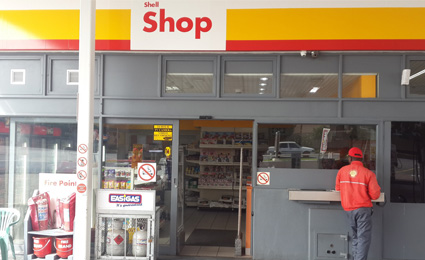 Hikvision bundles technology and convenience for Shell gas station in South Africa