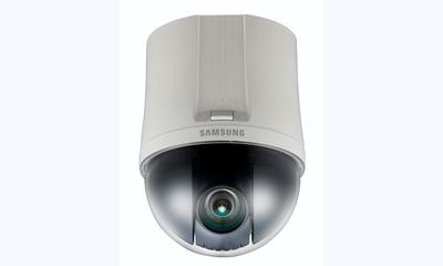 Samsung Techwin Introduces Full HD 20x PTZ Network Dome Camera