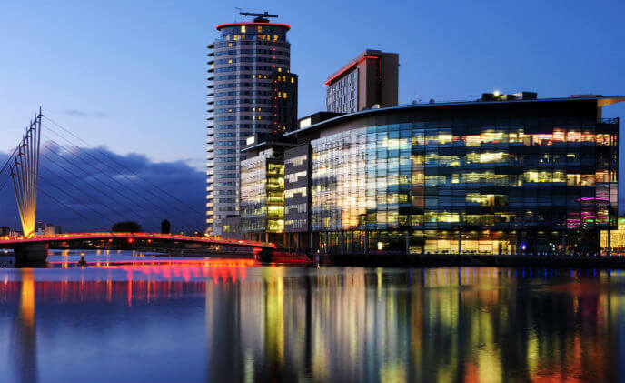 Synectics Synergy 3 helps Salford to enhance public protection