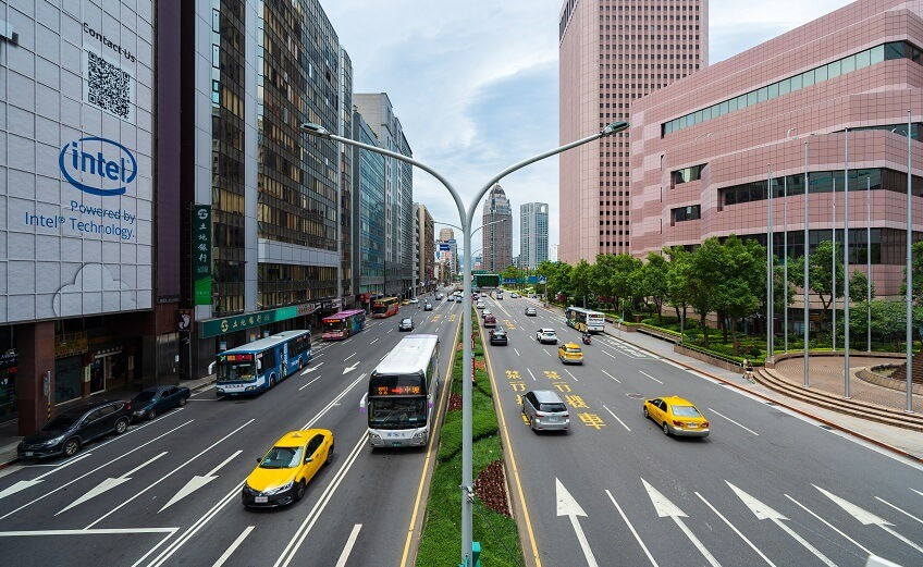 Taiwan shows the world why it's a leader in smart transportation