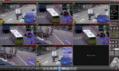 LILIN ANPR license plate recognition solution