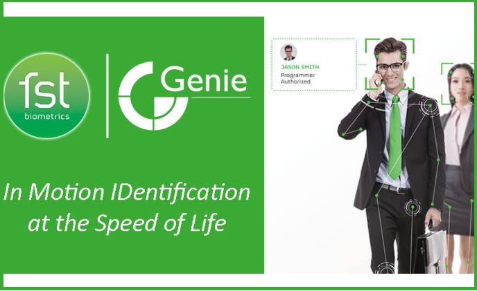 Genie partners with FST Biometric