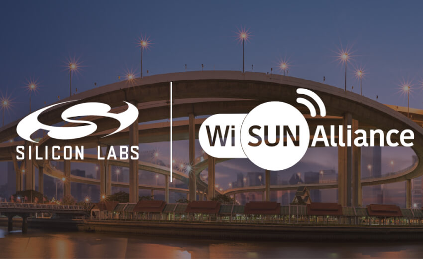 Silicon Labs strengthens commitment to Wi-SUN as scalable for industrial IoT