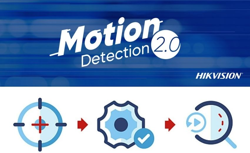 How the latest Hikvision Motion Detection supports detection of real security threats faster