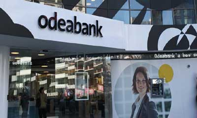 Tyco Security provides integrated security for Odeabank