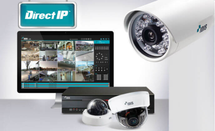 IDIS unveils extended camera and recorder choice at IFSEC