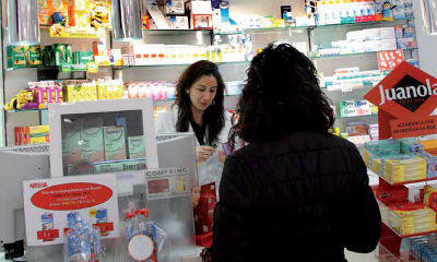 Spanish pharmacy enhances management efficiency via Axis solution