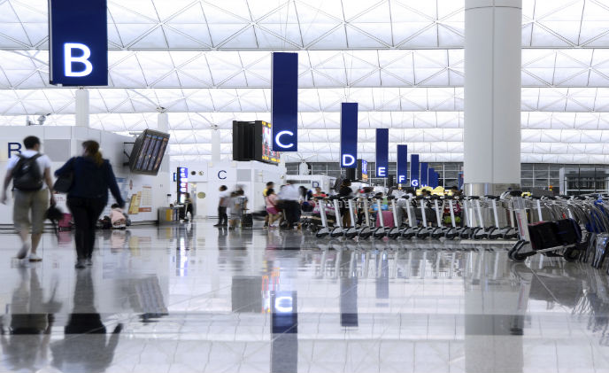 Raising the bar for airport security