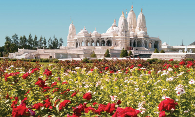 Hindu Houses of Worship in N. America Opt for Genetec Management Platform