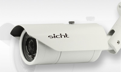 SICNT launches outdoor HD IP camera AITEK B52