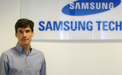 Samsung Techwin names Jorge Gomez as Europe Business Development VP