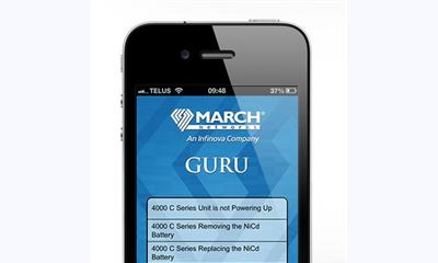 March Networks offers support to channel partners via smartphone app