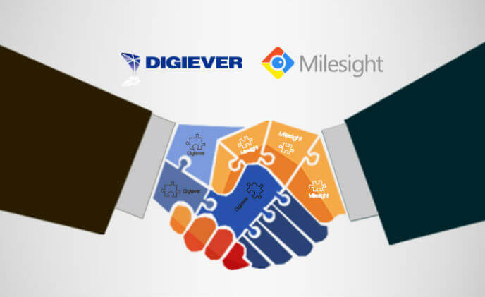 Milesight and DIGIEVER announce integration