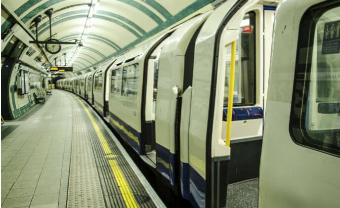 Synectics to supply surveillance for fleet of new European metro trains