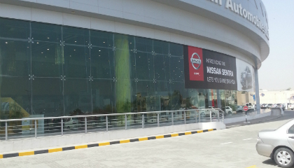 Omanian auto dealer gets robust eyes