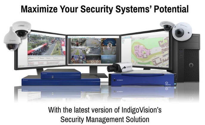 Maximize your security systems' potential with IndigoVision