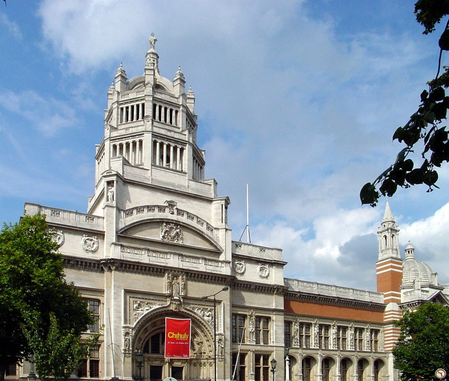 Canon network cameras protects Victoria and Albert Museum