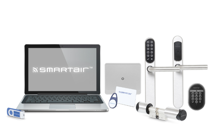 SMARTair Pro: real-time access control is now by your side
