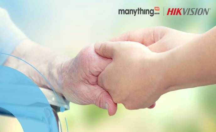 HikCentral and Manything Pro helps Care Protect assist vulnerable patients