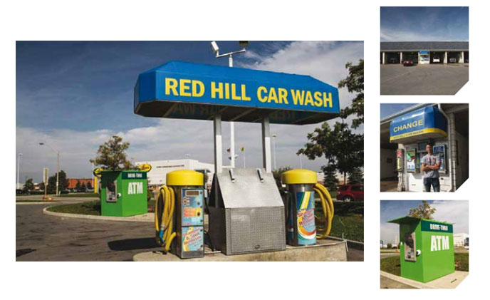 Red Hill Car Wash upgrades surveillance system with Axis