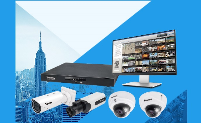 VIVOTEK launches new H.265 IP surveillance solutions