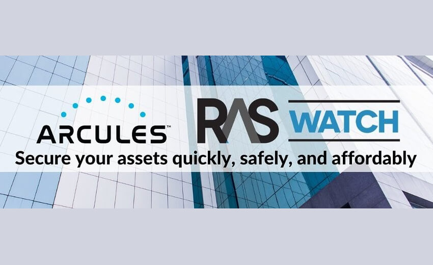 Arcules and RAS Watch partner to optimize GSOC