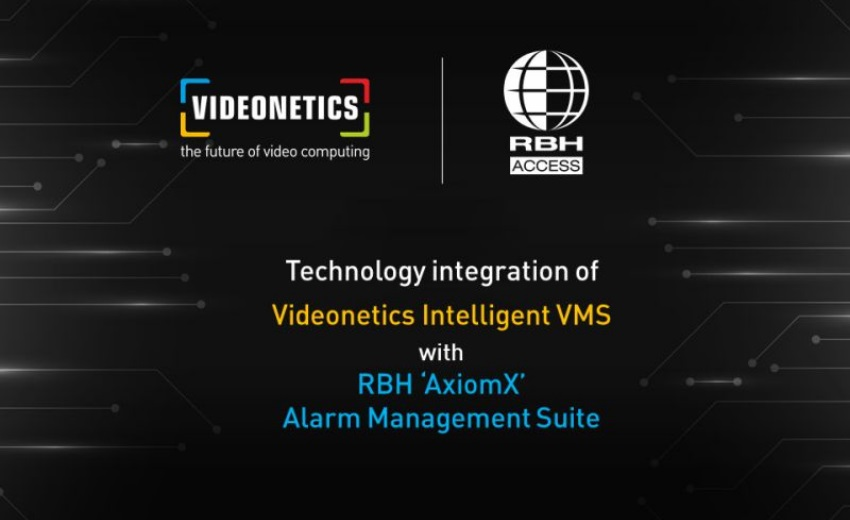 Videonetics announces technology integration with RBH Access