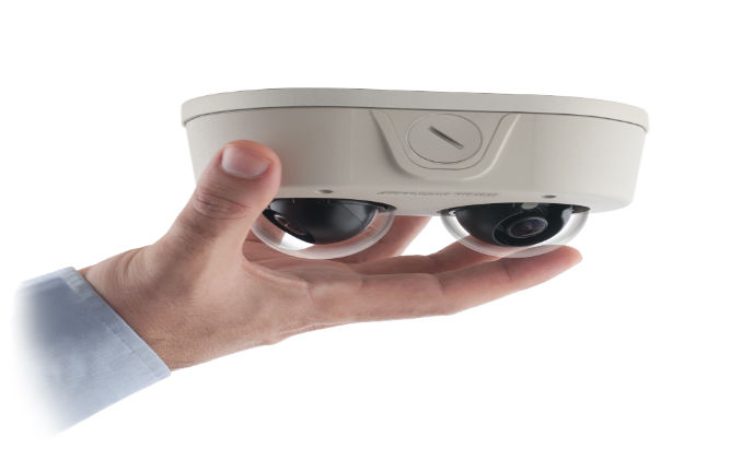 Arecont Vision releases Microdome Duo series