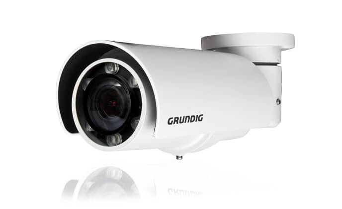 Grundig's 4K, ultra HD camera range offers exceptional detail with 8MP resolution