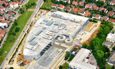 Garden Mall Zagreb installs Bosch fire alarm and surveillance solution