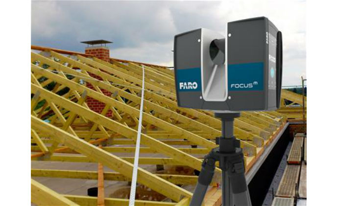FARO announces new laser scanner