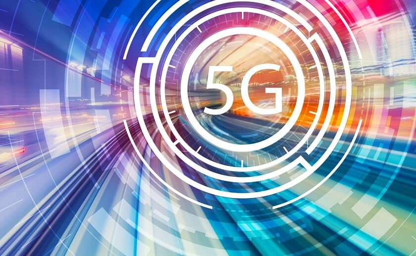 Application of wireless communication in train systems using 5G