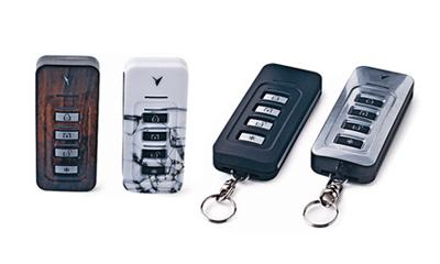 Tyco Security Products Releases Two-Way Personalized Keyfob From Visonic