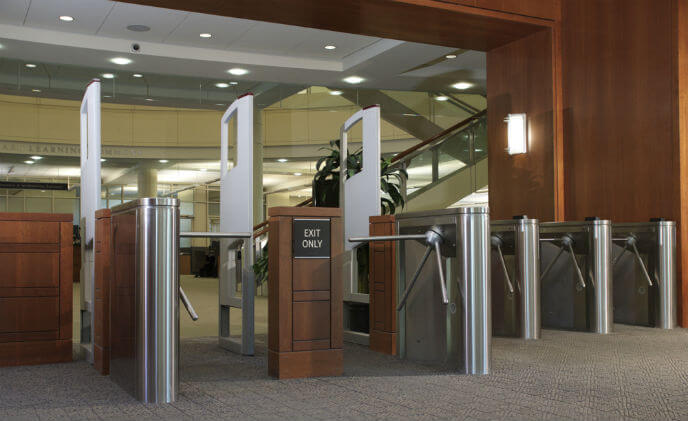 Boon Edam revamps tripod turnstiles, emphasizing smooth and quiet operation