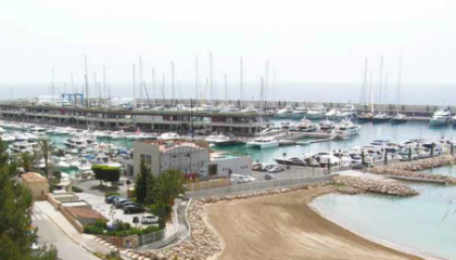 Mediterranean leisure port secures luxury lifestyle with style