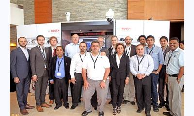 Bosch Attends Milestone Partner Event in Abu Dhabi
