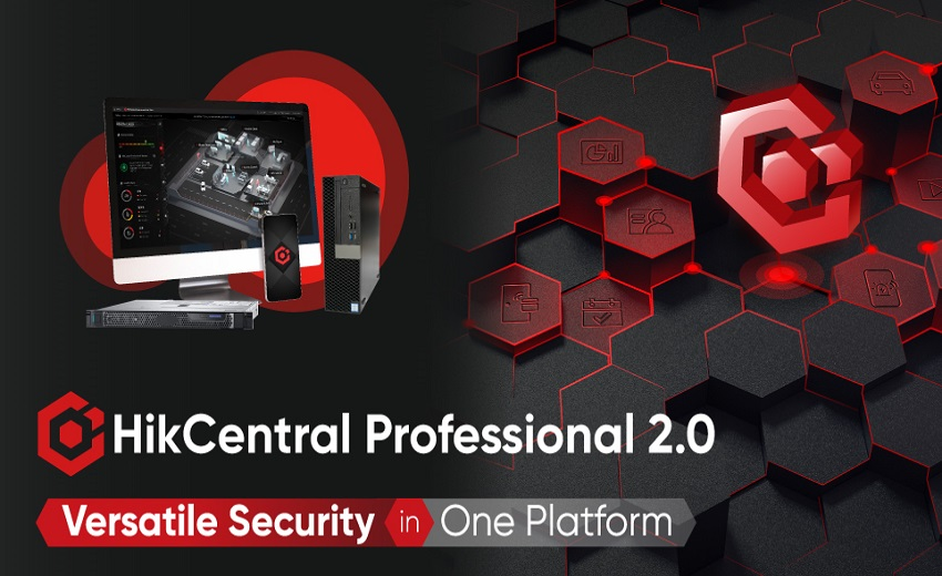 Hikvision completes major enhancements to HikCentral Professional software