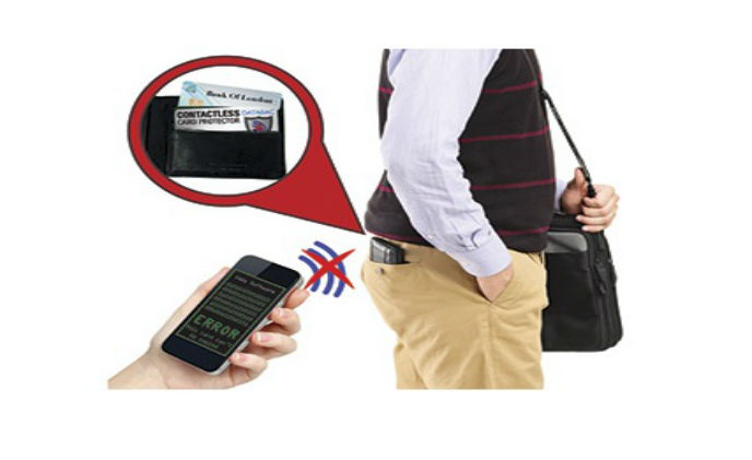 Contactless card protector from Databac Group combats ID theft