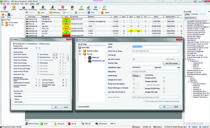 3xLOGIC announces new VIGIL central management software