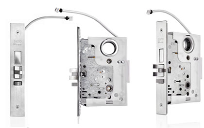 SALTO introduces new AElement ANSI mortise lock