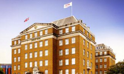 Marriott Hotel in the U.K. enhances customer service and staff efficiency with key control