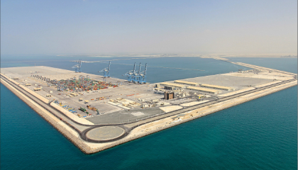 Abu Dhabi seaport and industrial zone set sail to advanced access management