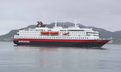 Norwegian ferry service sets sail for IP video