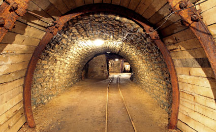 FLIR imaging cameras secure diamond mines in Namibia day and night