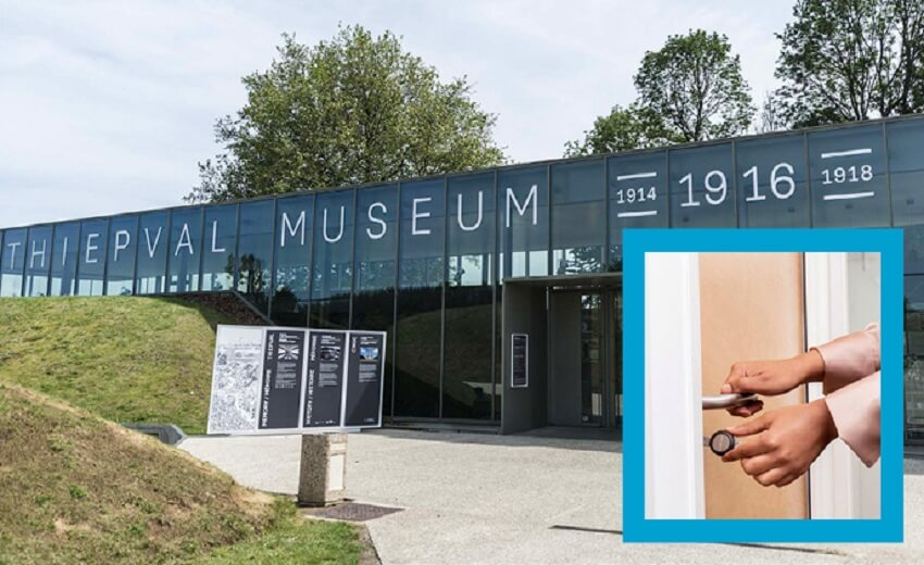 How one French museum group transformed security with eCLIQ electronic locks and intelligent keys