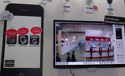 [SMAhome Int'l Exhibition] Zavio & Qlync cooperate for plug-and-play cloud surveillance service