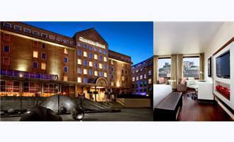 Edinburgh Sheraton Hotel Upgrades Guest Security With Assa Abloy Contactless Locks