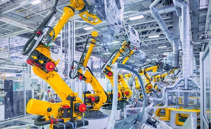 Adopting IoT and AI for safer and smarter manufacturing