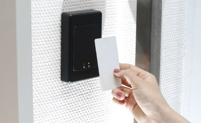 Access control boosts user experience in buildings