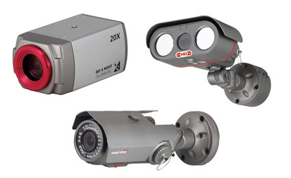 HDPRO introduces new series HD-SDI security cameras